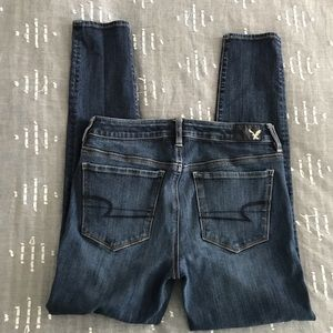 American Eagle Outfitters Jeans - American Eagle Hi-Rise Jegging